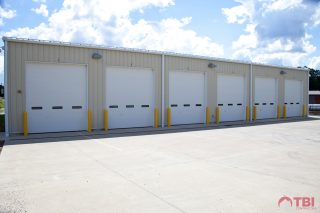 North Park Equipment Garage Building