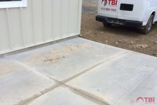 Commercial concrete company Pittsburgh